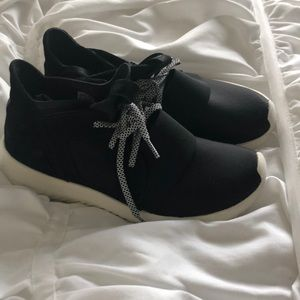 Adidas Tubular Sneakers (worn a few times)